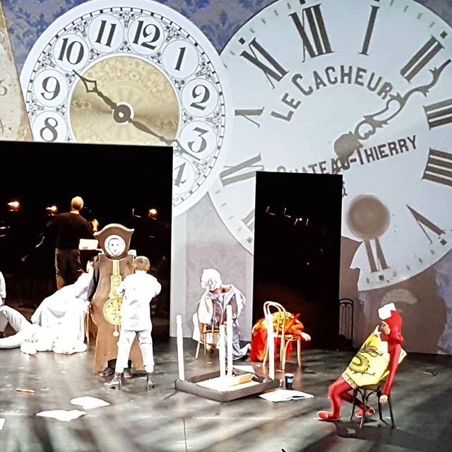 Le 'Enfant et les Sortilèges- USC Opera