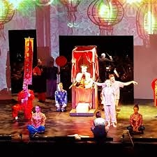 Le Rossignol- USC Opera