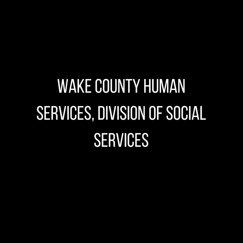 Wake County Human Services, Division of Social Services