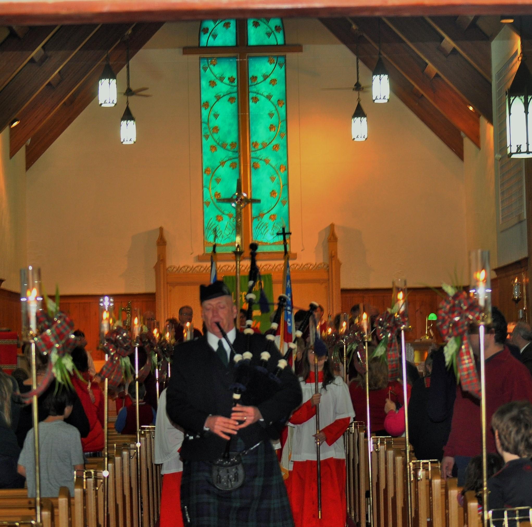 St. Andrew's Day November 20, 2016