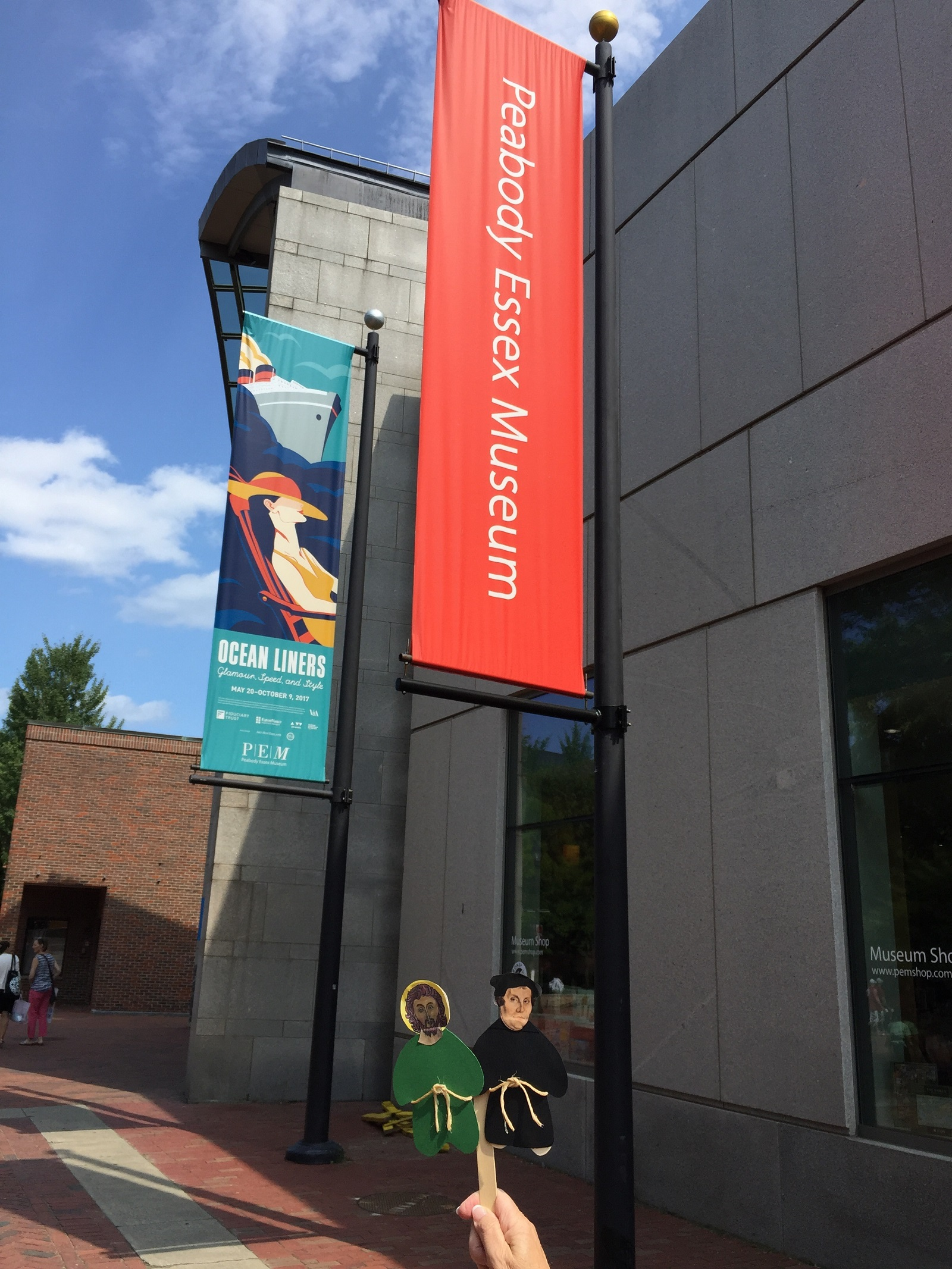 Peabody Essex Museum, Salem, MA, August 2017