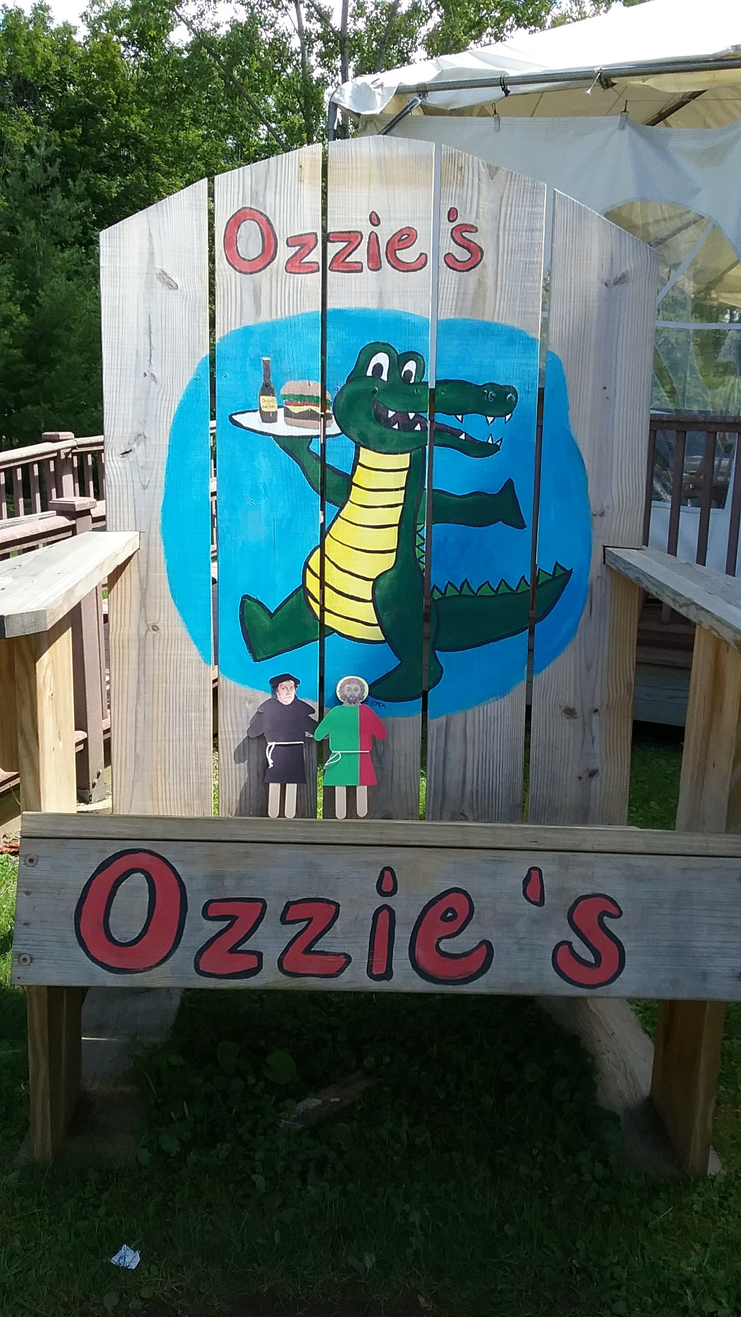 Ozzie's Restaurant, Hinsdale, MA