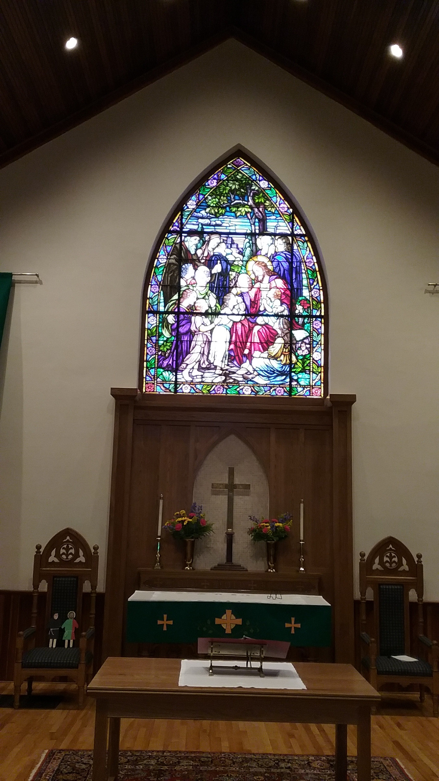 Zion Lutheran Church, Pittsfield, MA