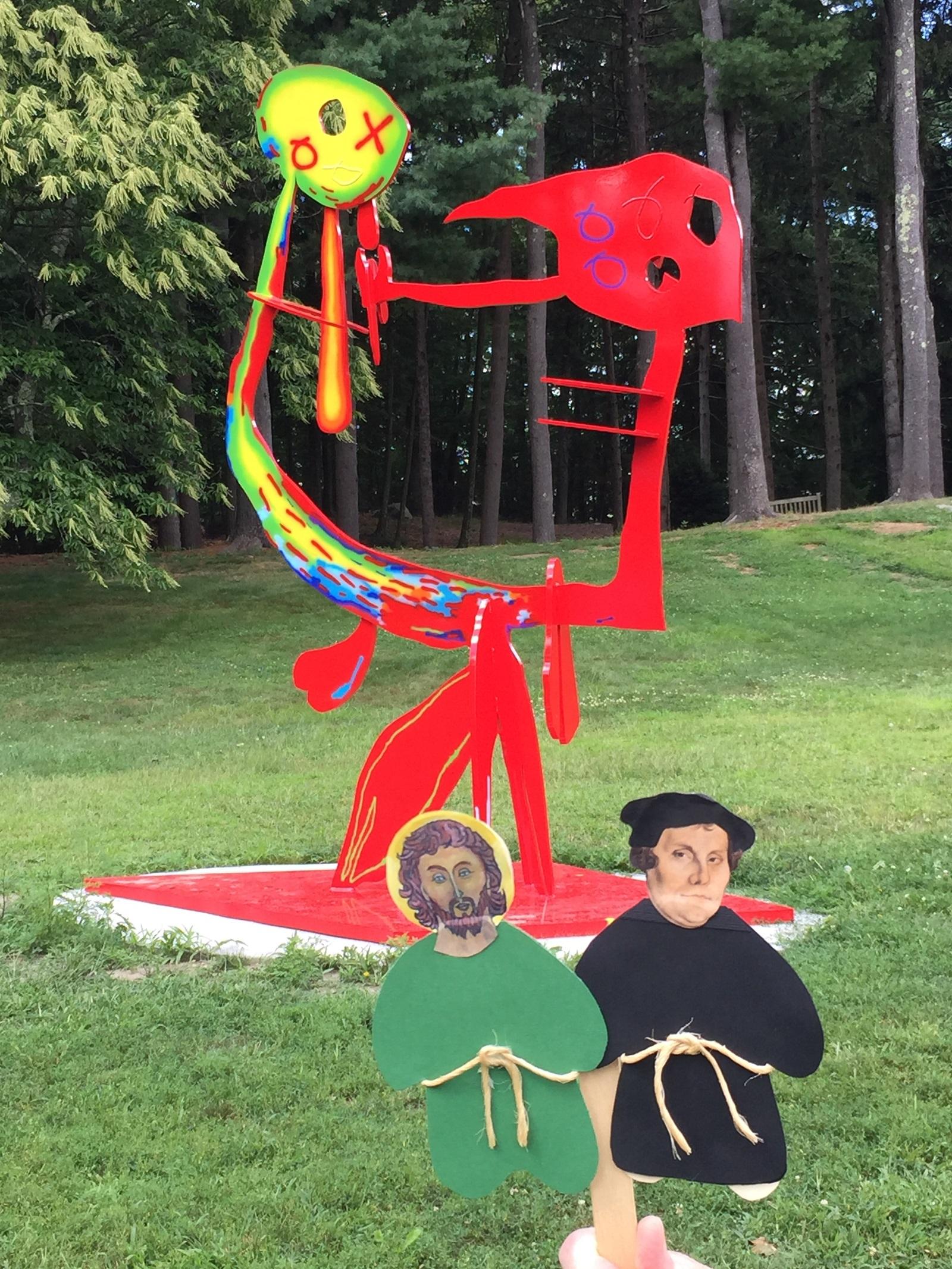 deCordova Outdoor Sculpture Garden, Lincoln, MA