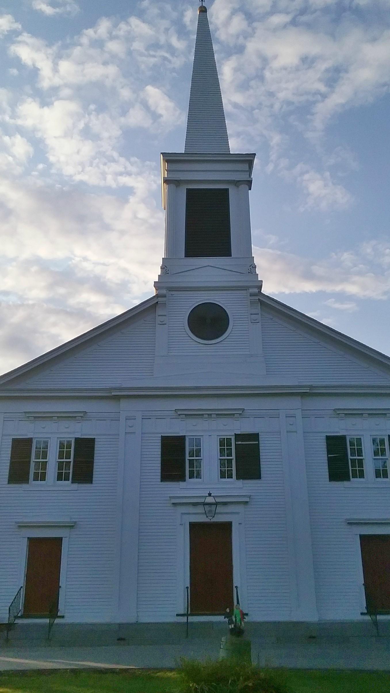 1st Congregational Church, Milton, MA
