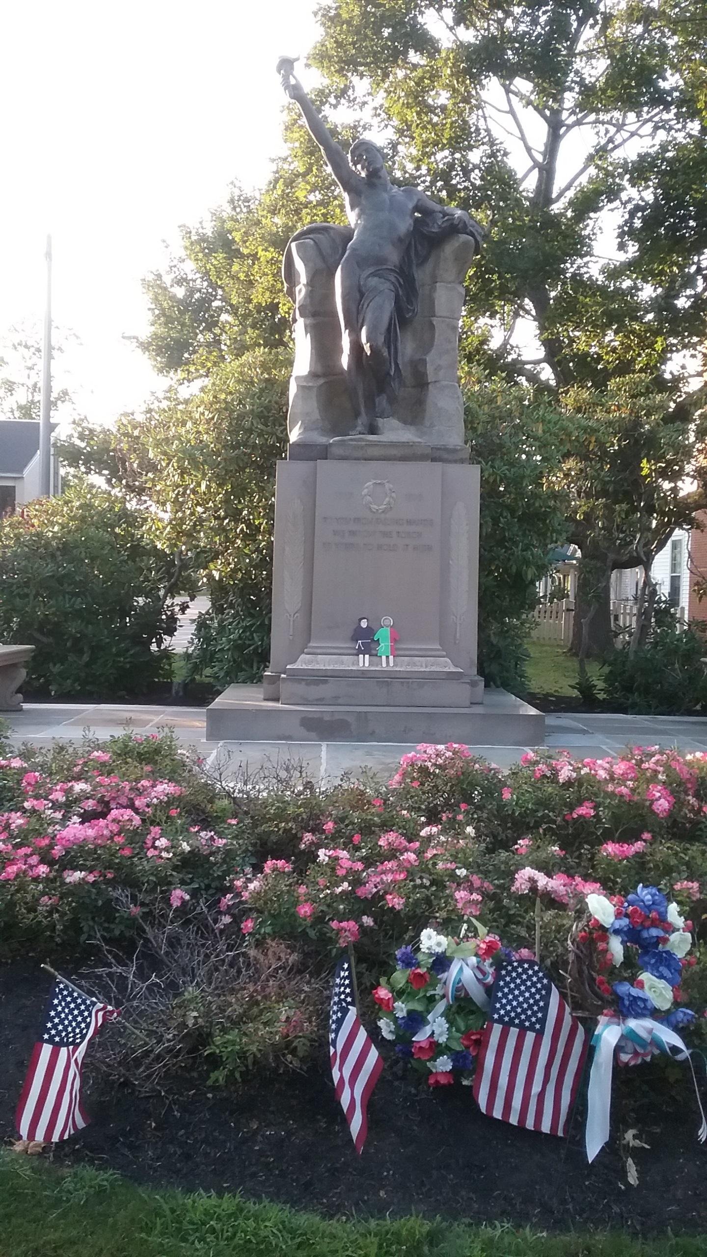War Memorial, Milton, MA