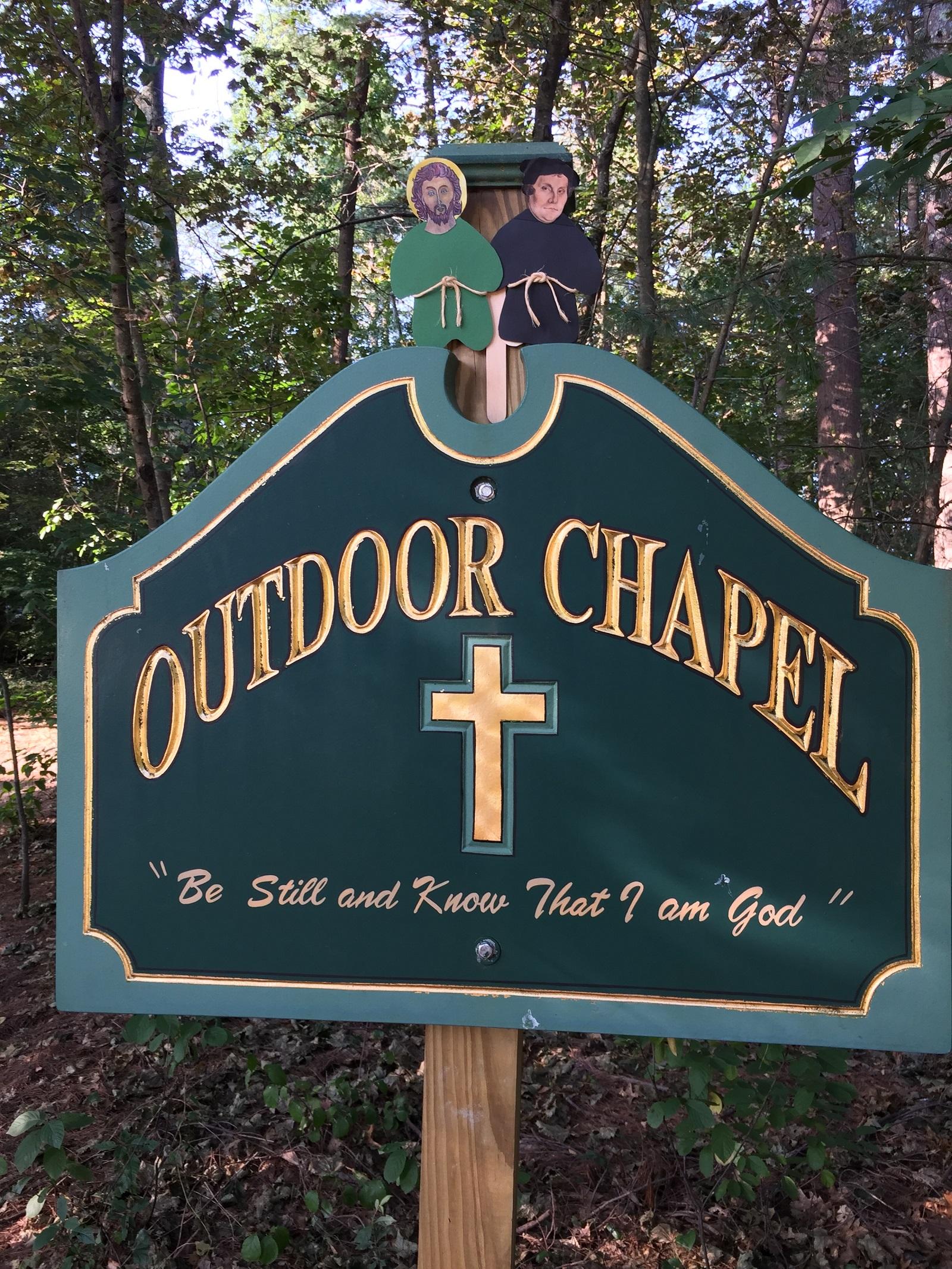 LCF Outdoor Chapel, Framingham, MA