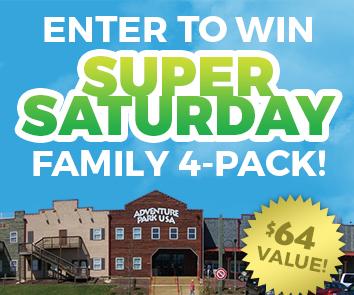 APUSA Super Saturday Giveaway