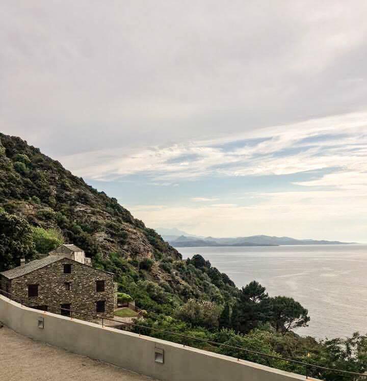 Nonza, Cap Corse