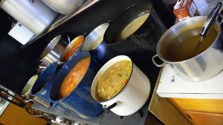 FBC Allentown Serves Great Soup