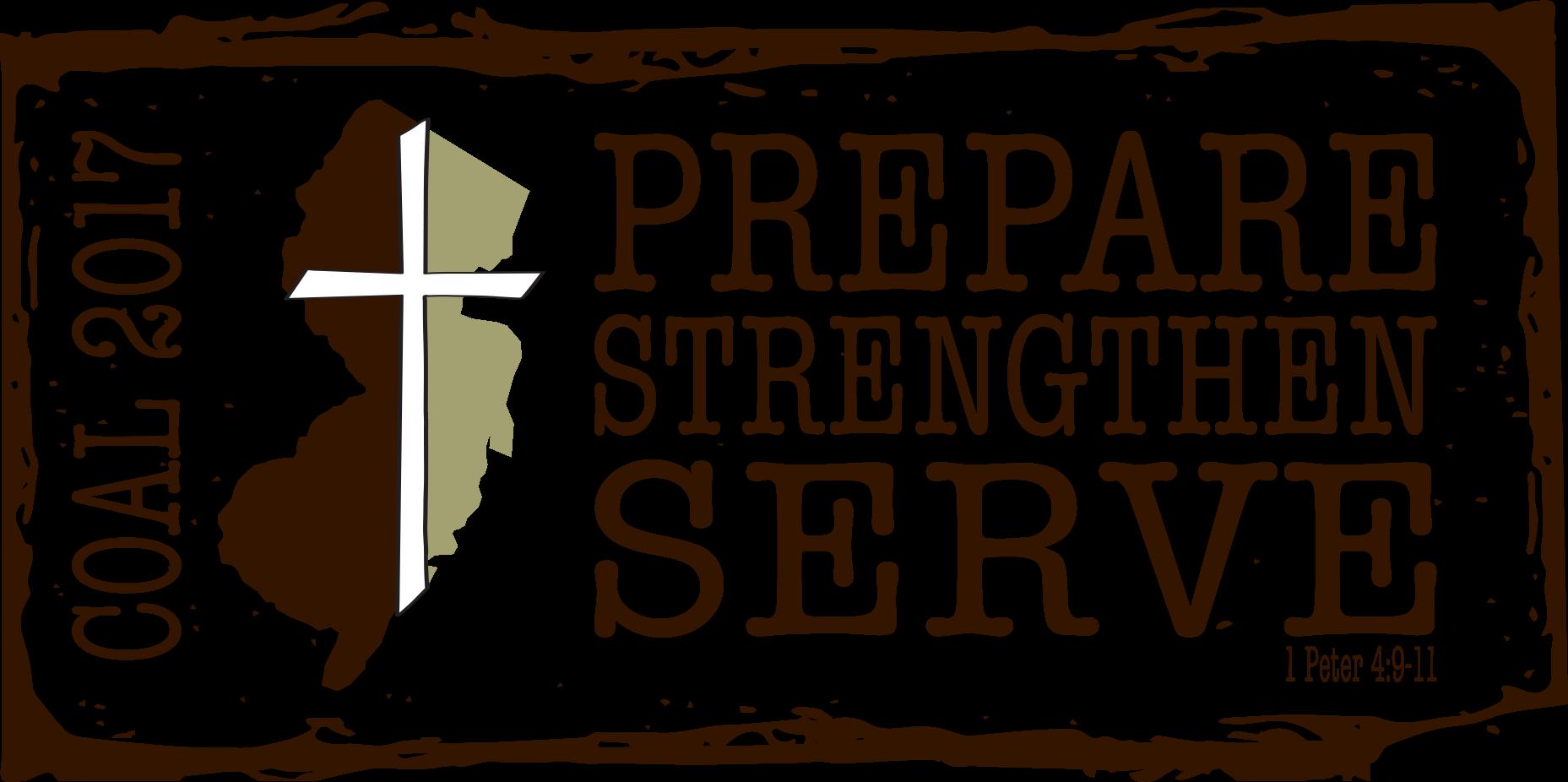 Coal 2017 - Prepare, Strengthen, Serve