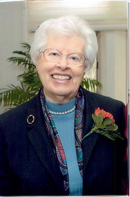 """Dr. Doris Anne """"Dodie"""" Younger (June 30, 1924 - December 25, 2017)"""