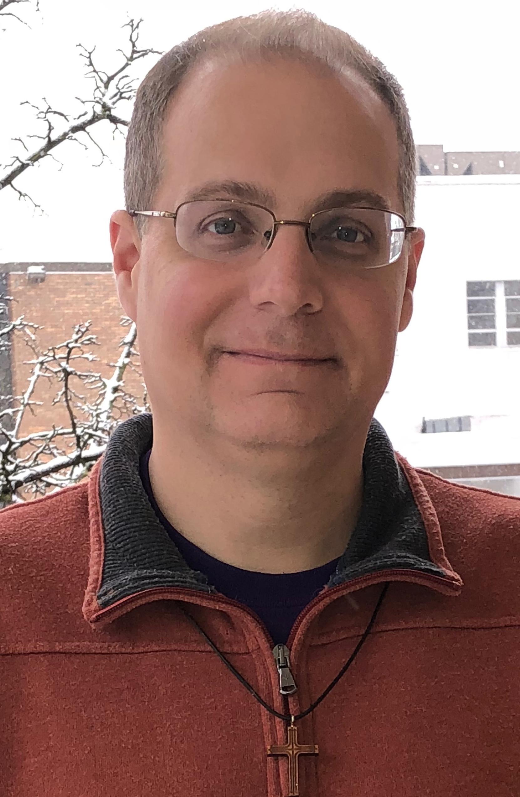 Rev. Brent Miller