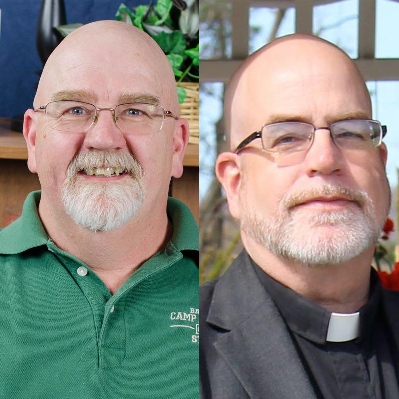 Mr. Don Smith & Rev. Chaz Hutchison