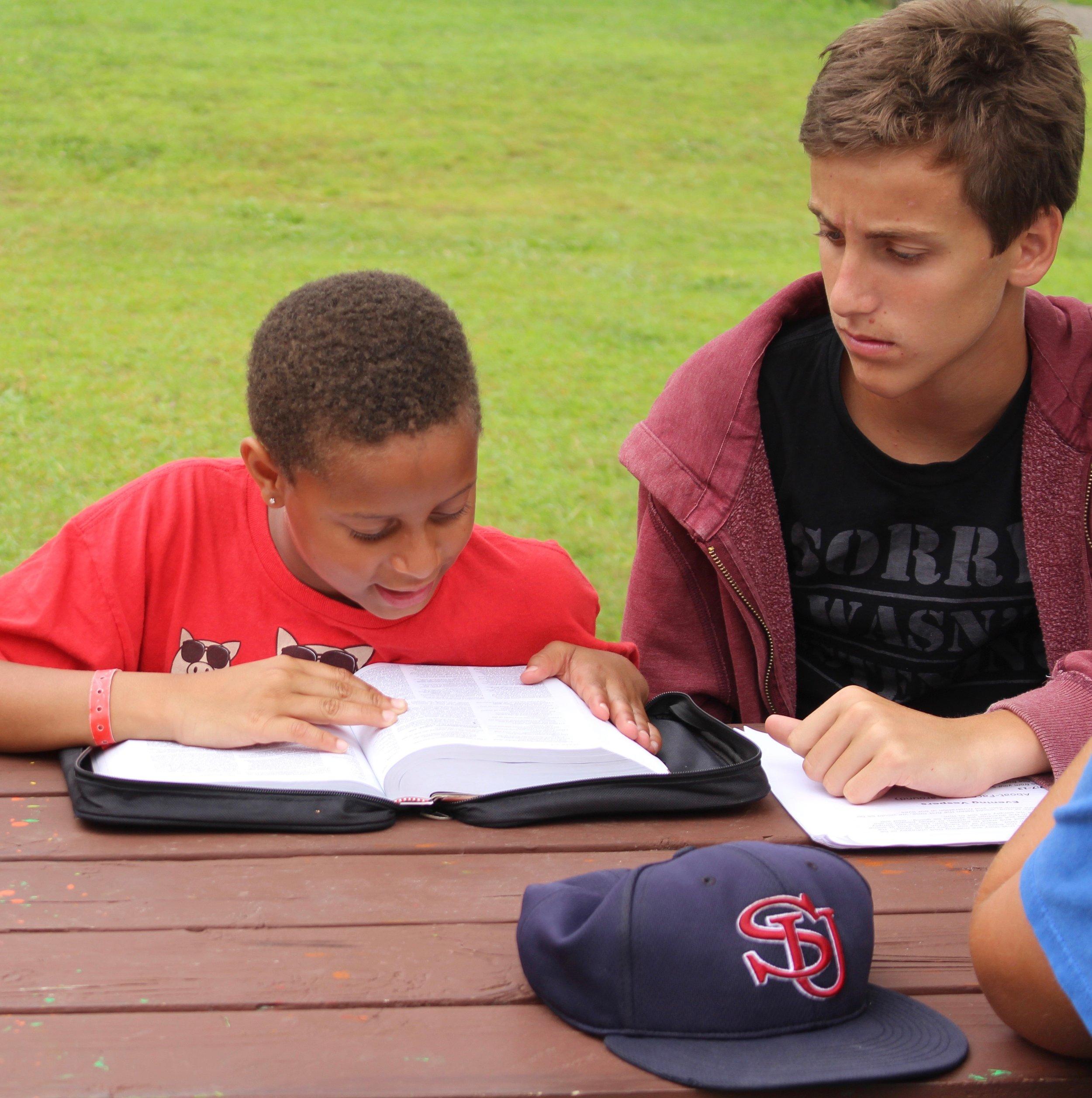 Help transform lives this Summer at Camp Lebanon!