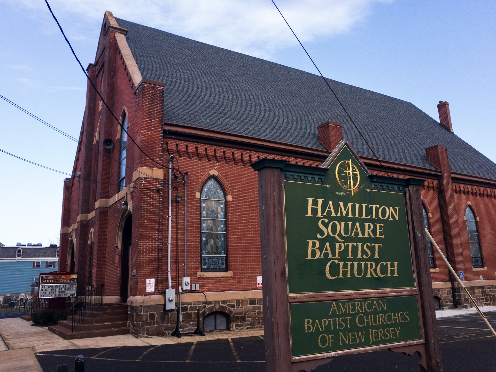 Hamilton Square Baptist Church