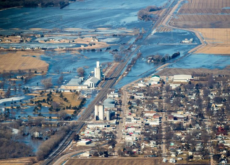 Historic Flooding in Nebraska