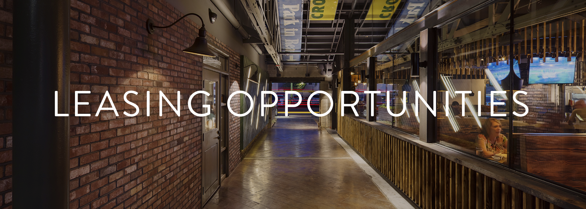 Check out our leasing opportunities