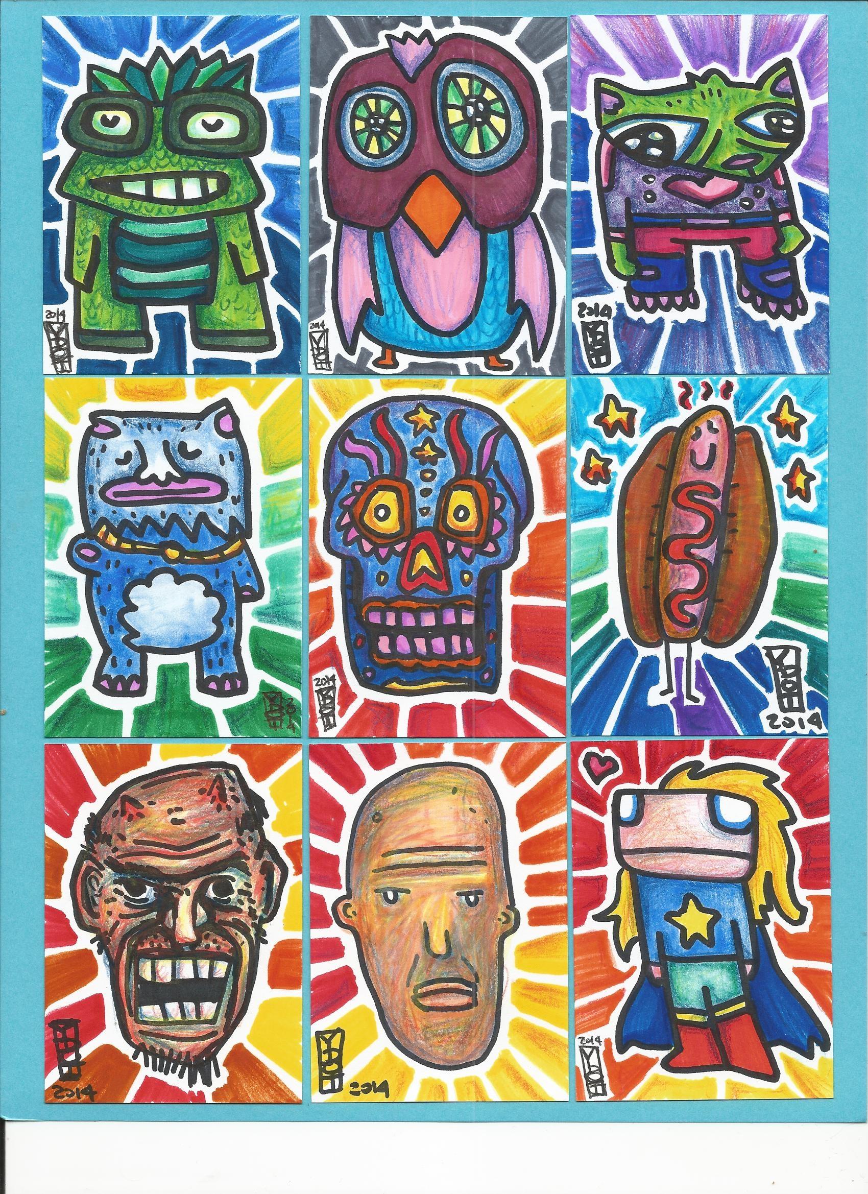 Artist Trading Cards - 2014 Toby Cougar.jpg