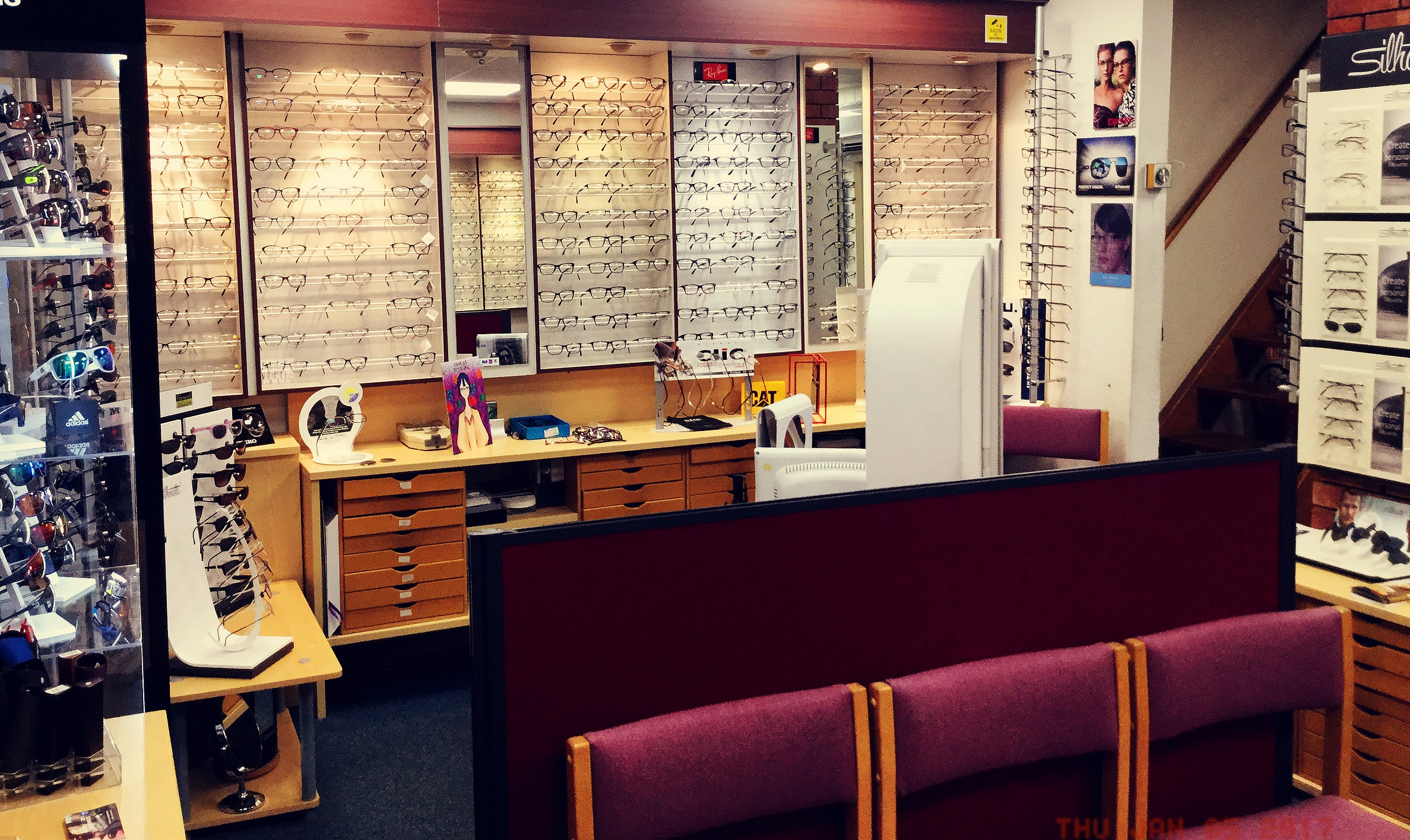 Salters Opticians High Wycombe Store