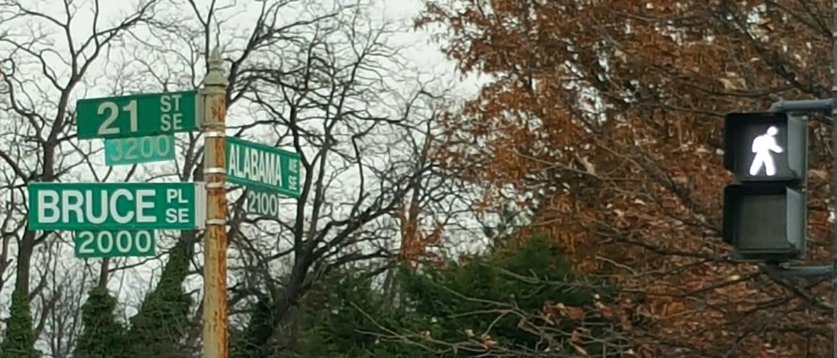 Street Signs (21st-Alabama-Bruce Intersection).jpg