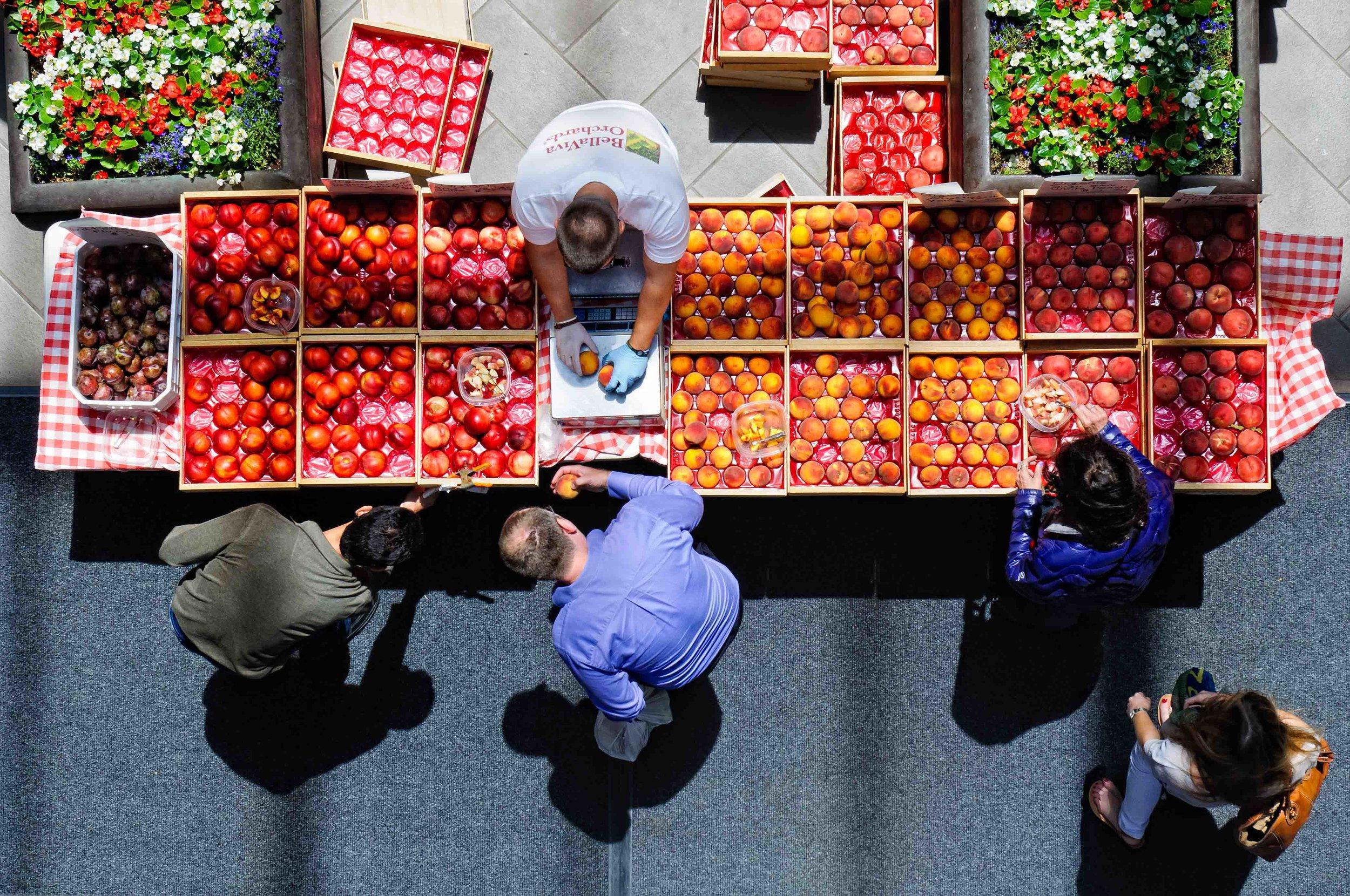 Alelmany Farmer's Market, best in the city