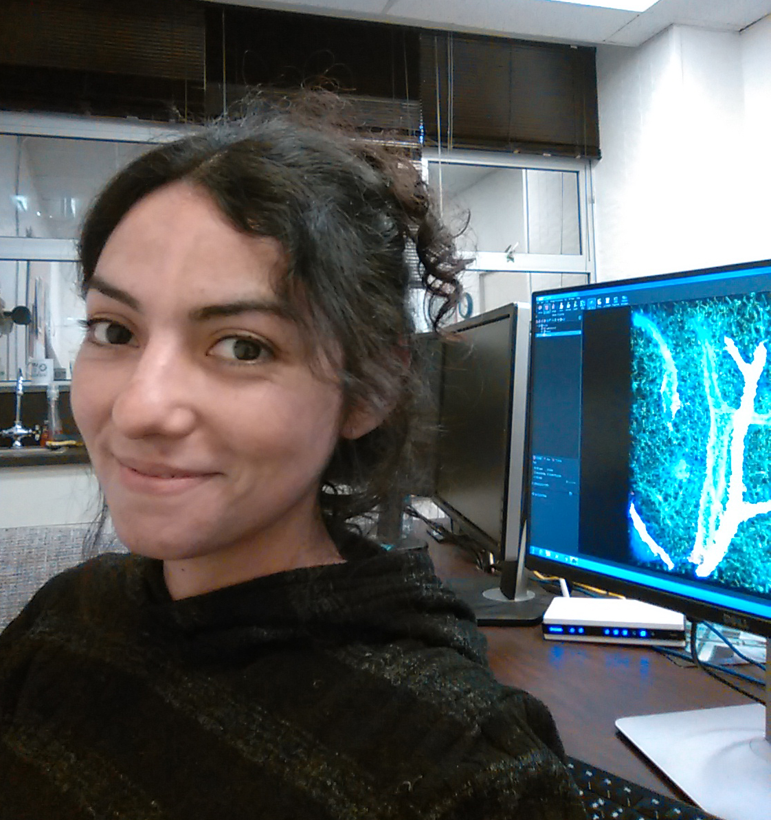 Kelly Cautivo, Postdoc