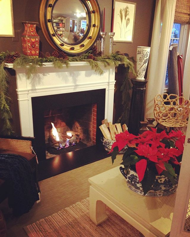 Happy Holidays from LCR Interiors!! Snowed into the studio but staying warm. 20% off in store through end of December!! ❄️🎄☃️