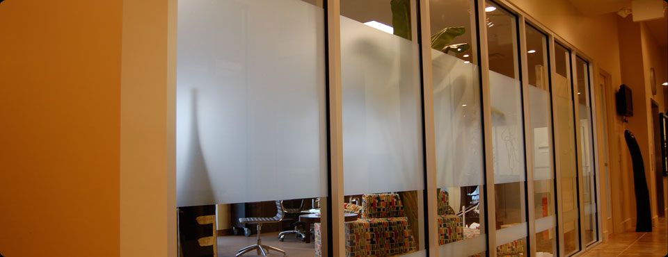 commerical window film