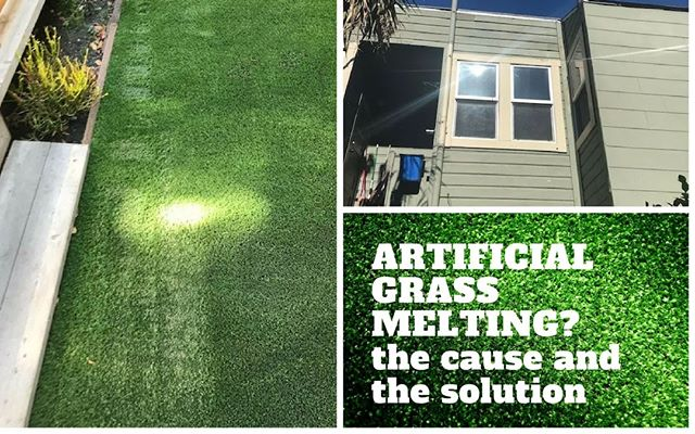Back in the studio again for the Approved Home Pro Show on ABC 10 to help our clients learn about how to protect their artificial turf from burning and melting in the hot Sourherm California sun!