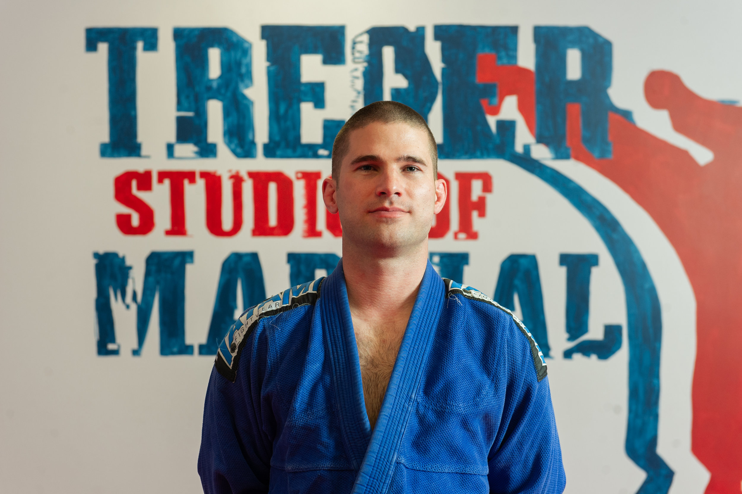 SENSEI STEVEN KECKAN Steven is our Head Brazilian Jiu Jitsu Instructor. He has trained in BJJ for over 15 years and received his black belt in 2013 from Rigan Machado and Ryan Fiorenzi. He enjoys instructing and specializes in the technical aspect of the BJJ. Additionally he holds a 5th dan black belt in American Karate from Master Jeff Duncan.