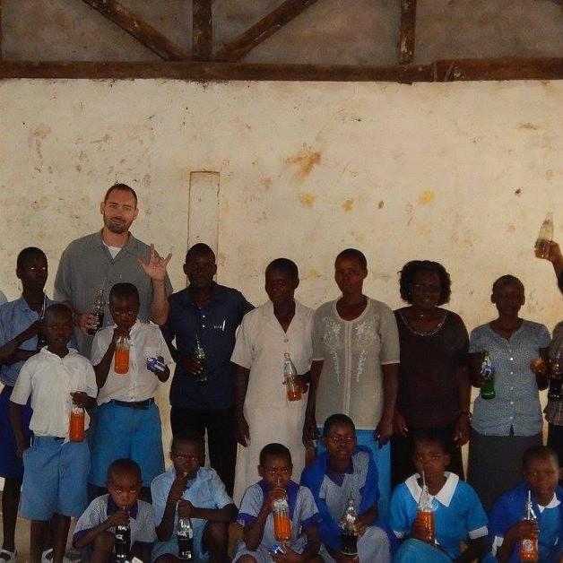 Want We Do - Working in Kenyan Schools