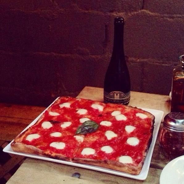 House fave #QUADRATA 🍕#squarepizza