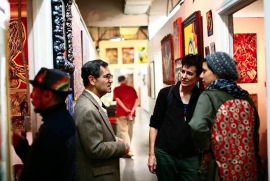 Exhibiting Artists -