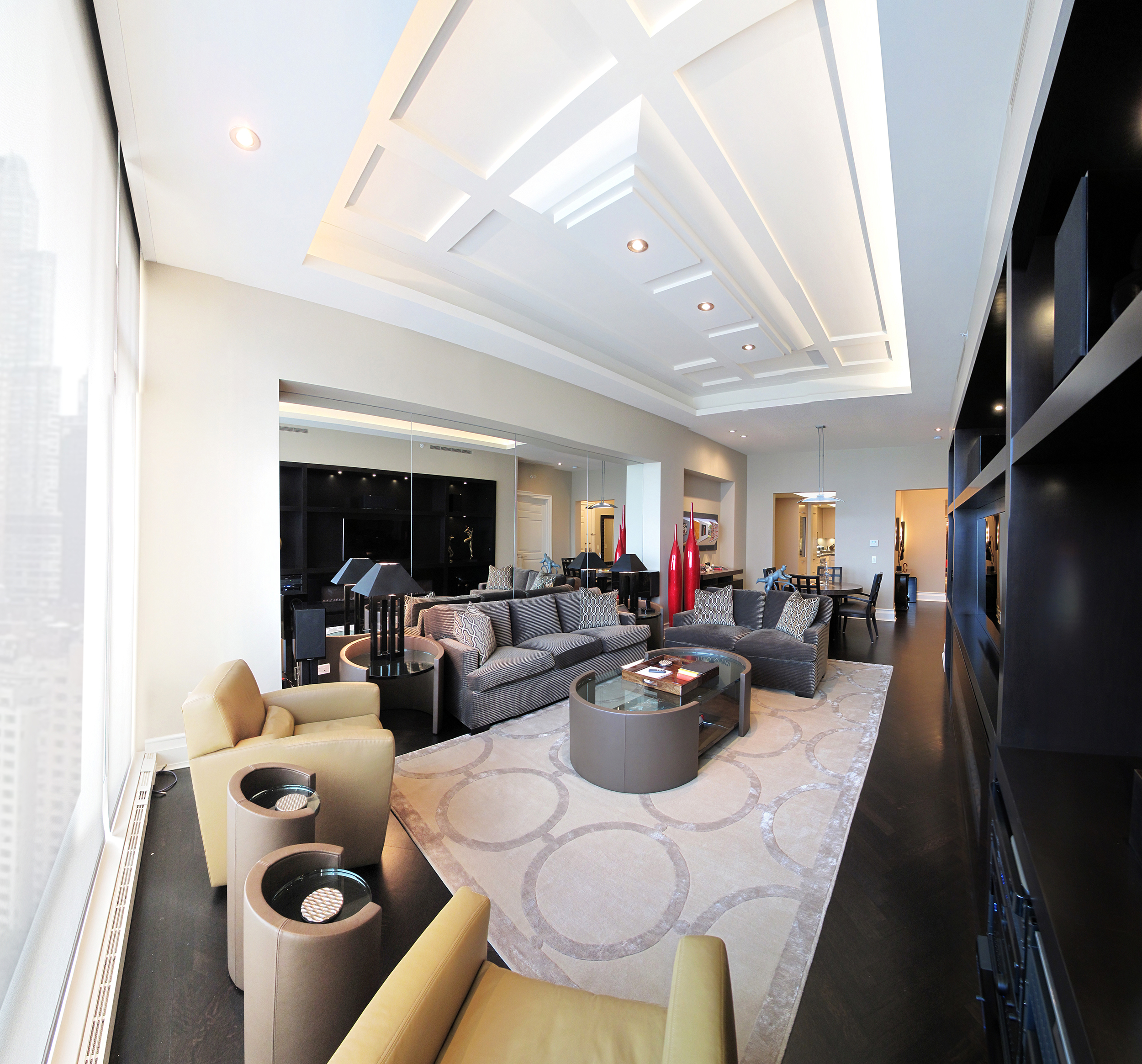 Private Residence at 15 Central Park West, New York, NY