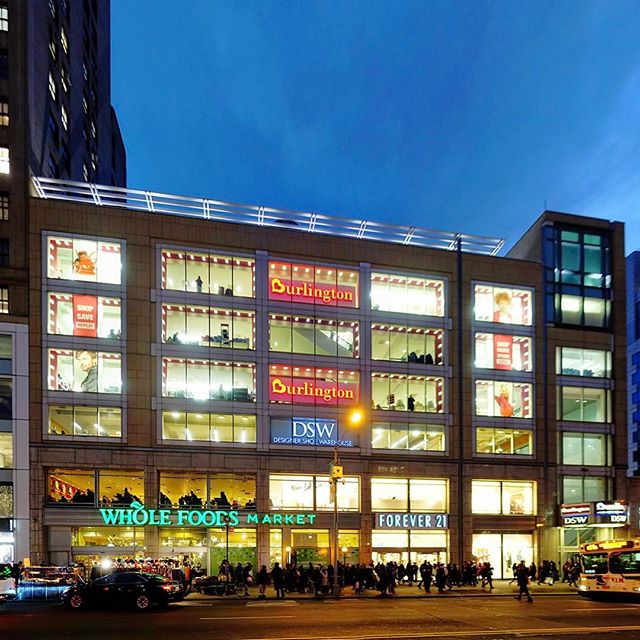 Burlington Flagship Store at Union Square, New York, NY by KCG Architects