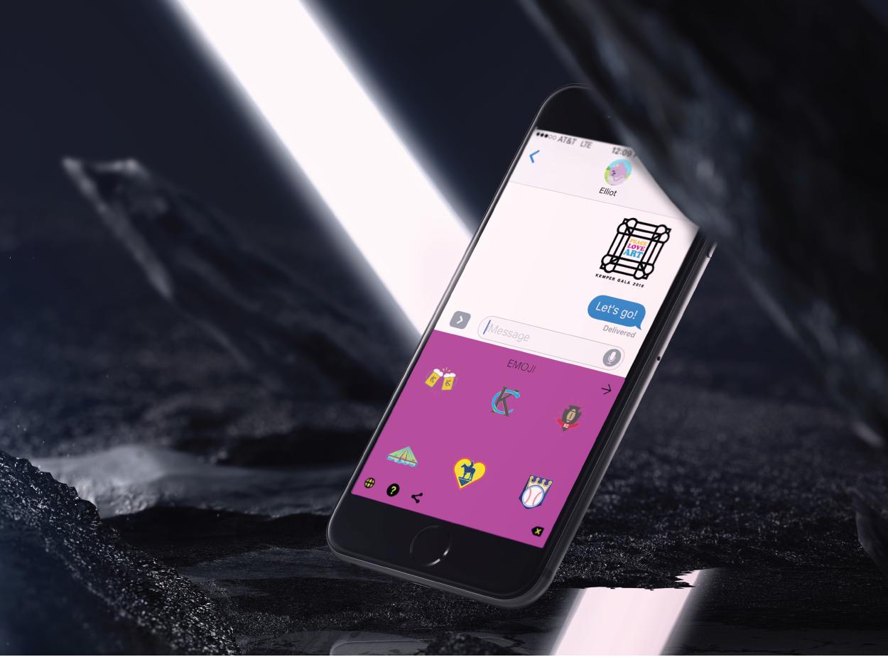 Emoji My City - Mobile App Design