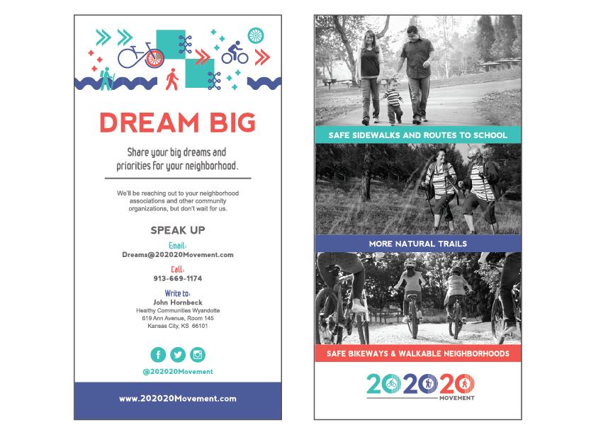 20/20/20 Movement - Info Card Design