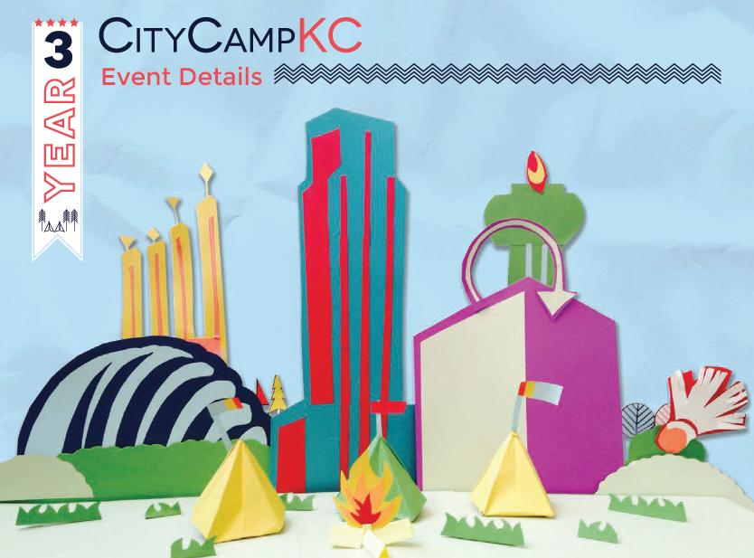 CityCampKC - 2014 Design