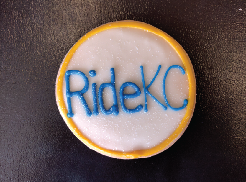 RideKC: Bridj - Cookies for launch event