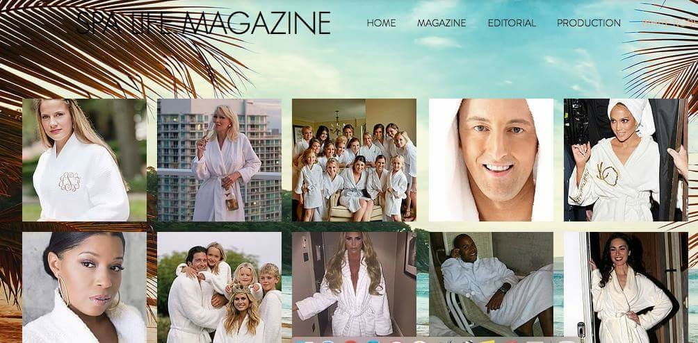 Spa Life Magazine