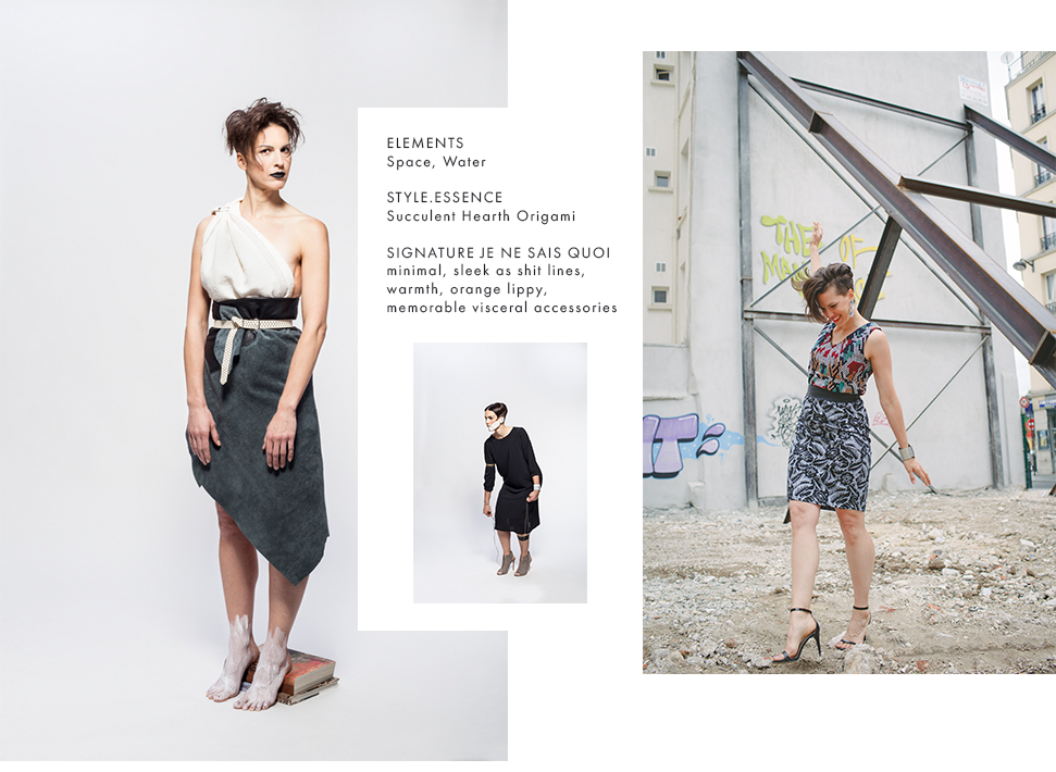Photography by Johana Posova (2 on left); Emma Rodrigues (right)             Styling + Art Direction by Eyenie.