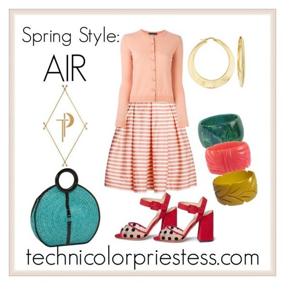 Air :: Effervescent. Bubbly, excited, happy, peppy, preppy, bright, colorful, unexpected, circles, spirals, light-hearted prints, Rounded necks, Spring colors. -