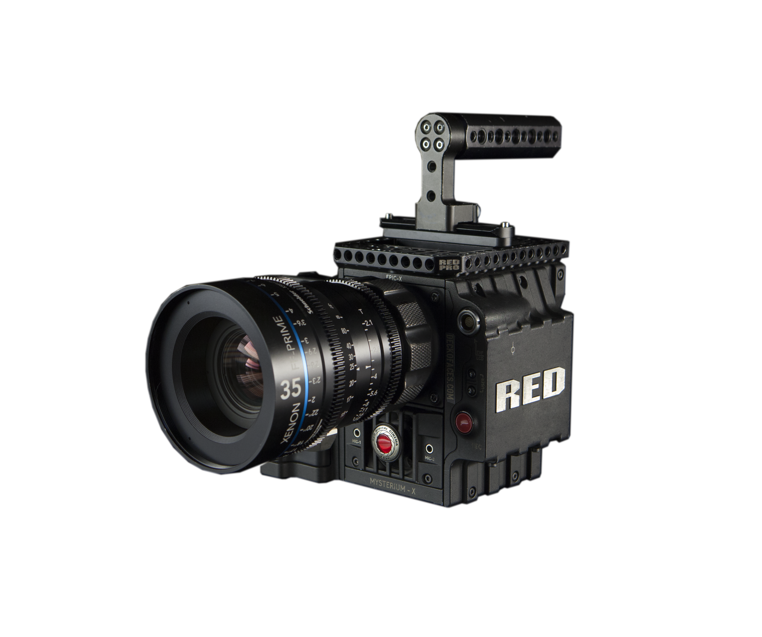 Rent Red Epic MX, Red, Los Angeles