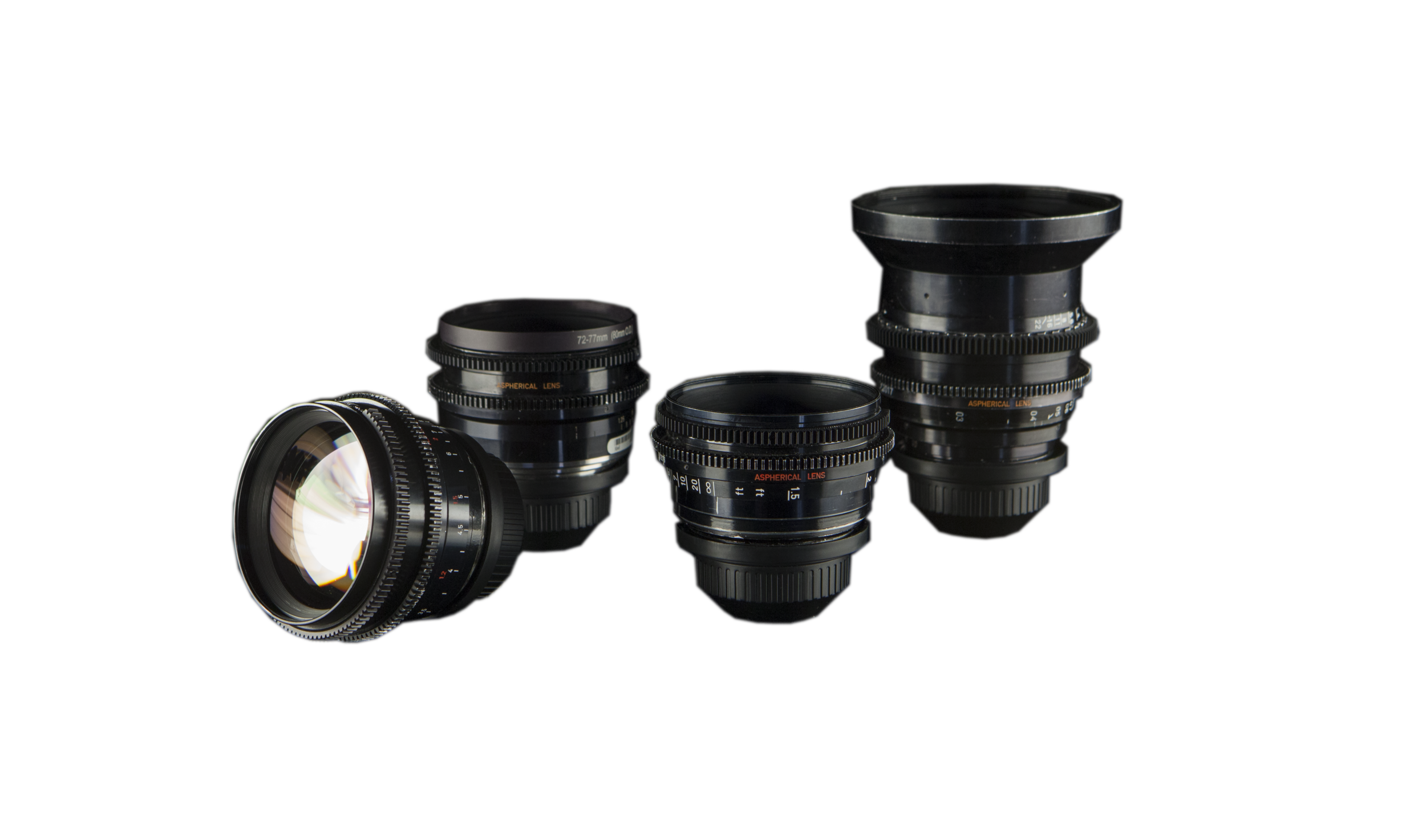 Rent Canon K35 Lenses, Lenses Los Angeles