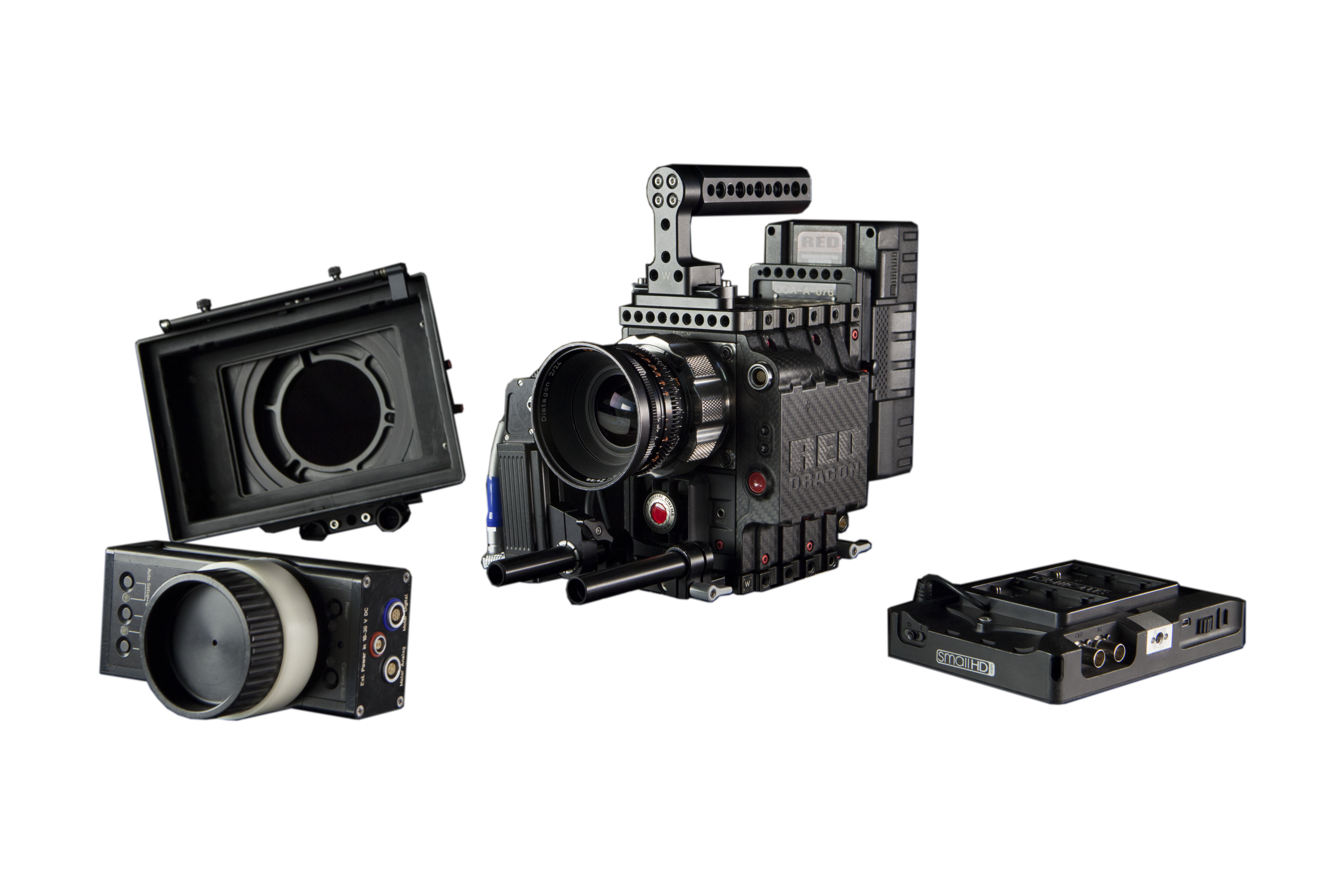 Rent Accessories, Red, Alexa, Epic, Camera Accessories, AKS, Wireless Los Angeles