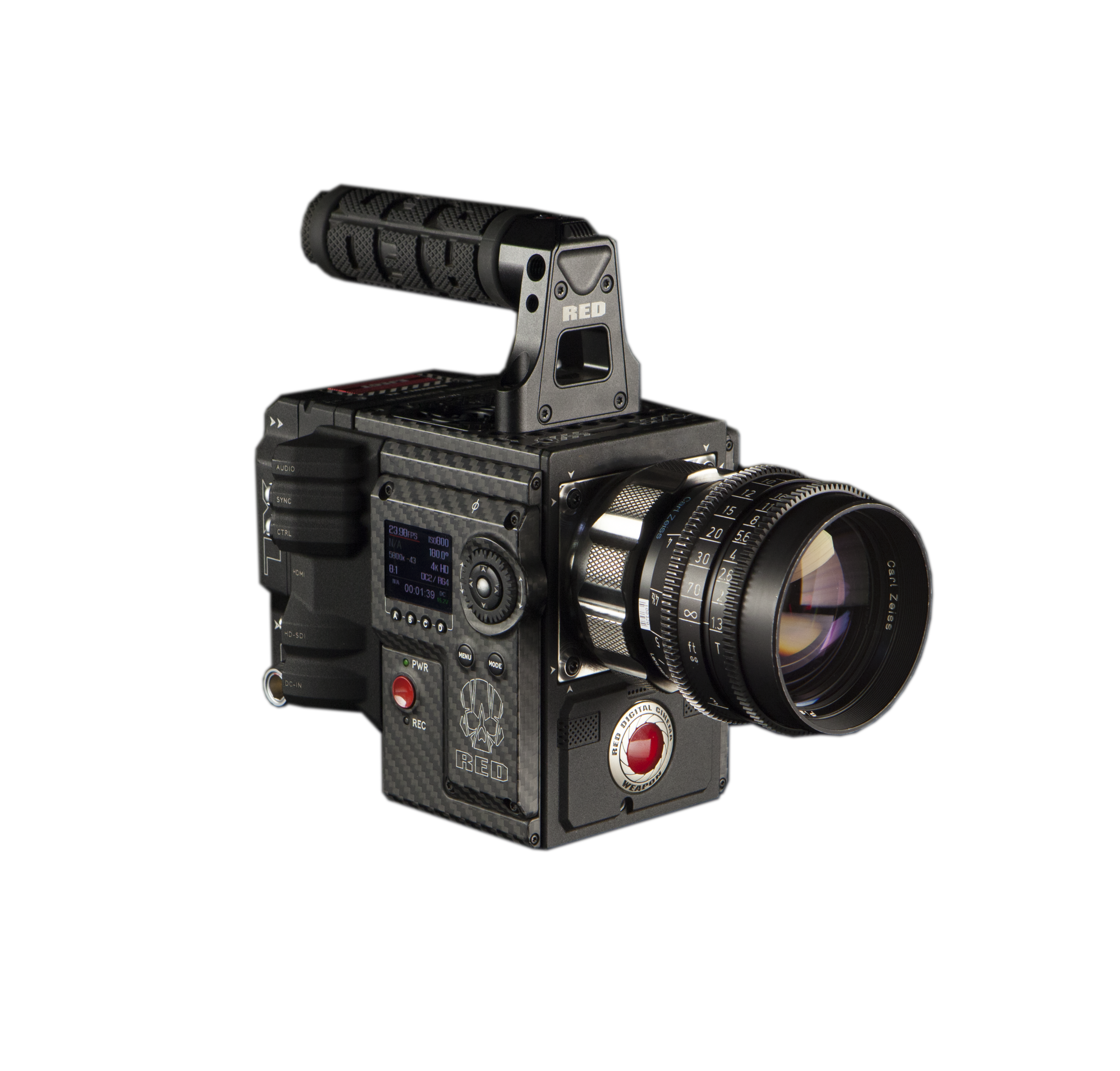 Rent Red Epic Weapon 8k, Los Angeles