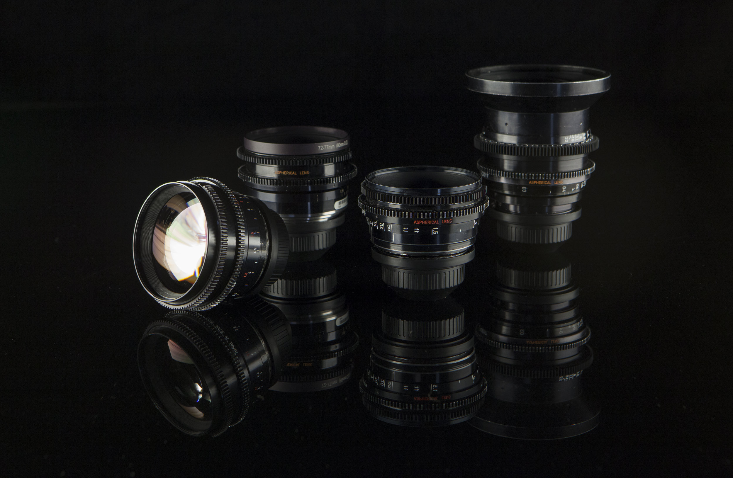Rent Canon K35 Lenses Los Angeles