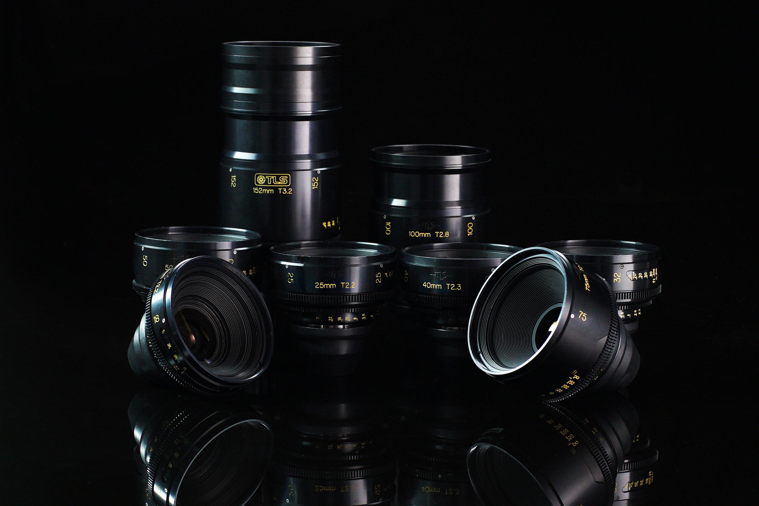 Rent Cooke Speed Panchro TLS Lenses Los Angeles