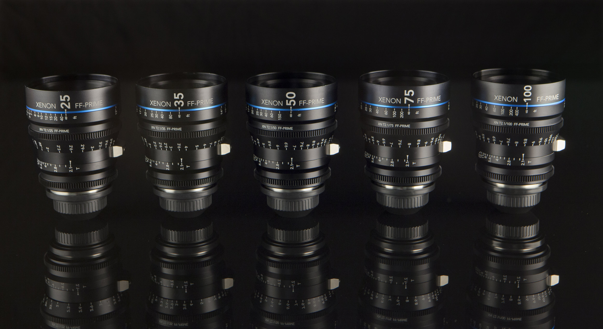 Rent Schneider Xenon FF Lenses Los Angeles